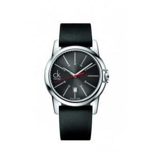 Klokkerem Calvin Klein K0A215 (K604.000.005) Gummi Svart