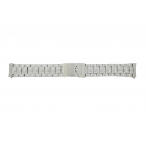 Calypso klokkerem K5112 / K5118 Metall Sølv 20mm
