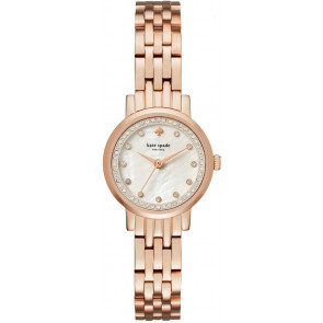 Kate Spade New York klokkerem KSW1243 / MINI MONTEREY Metall Rose