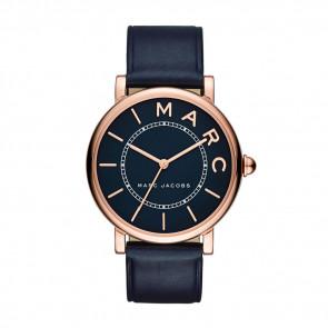 Klokkerem Marc by Marc Jacobs MJ1534 Lær Blå 18mm