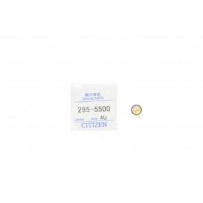 Citizen Oppladbart batteri MT621 / 295-55 - 1.55v