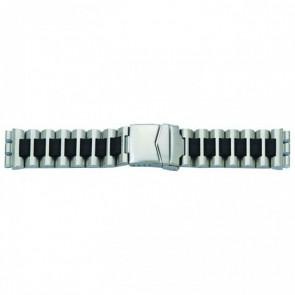 klokkerem for Swatch Stål svart 19mm 1075
