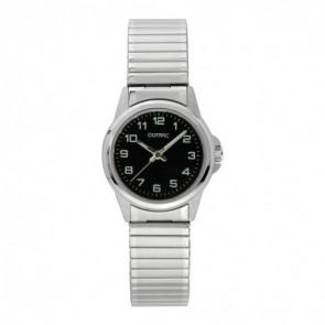 Olympic klokkerem OL26DSS107 Metall Sølv 15mm