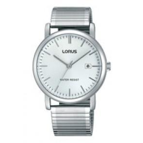 Lorus klokkerem RG855CX9 / VJ32 X246 / RHA042X Metall Sølv 19mm