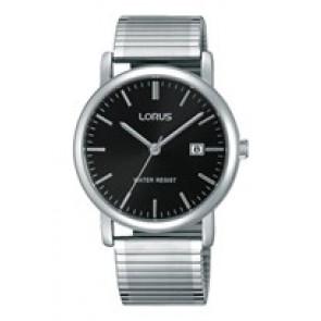 Lorus klokkerem RG857CX9 / VJ32 X246 / RHA042X Metall Sølv 19mm