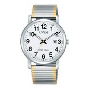 Lorus klokkerem RG861CX9 / VJ32 X246 / RHA063X Metall Bi-farge 20mm