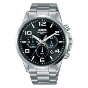 Klokkerem Lorus VD53-X317-RT391GX9 Stål Stål