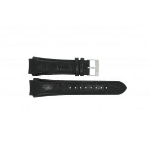 Prisma klokkerem SPECZW21 Lær Svart 21mm + søm svart