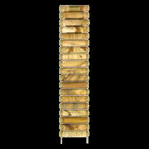 Klokkerem Tissot T608014383 / T608.R151917 Keramikk Brun
