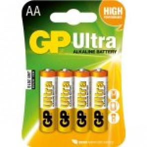 GP Batteri Ultra Alkaline AA LR06 - 1.5v