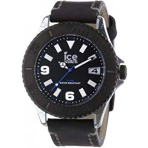 Klokkerem Ice Watch VTBKB.B.L.13 / VTBK.BB.L.13 Lær Svart 22mm