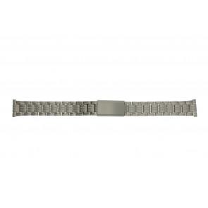 Klokkerem K63248755 Titan Sølv 14mm
