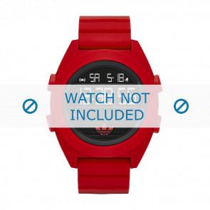 Adidas klokkerem ADH2909 Silikon Rød 24mm
