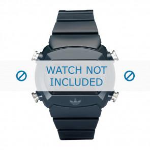 Adidas klokkerem ADH6065 Silikon Blå 22mm