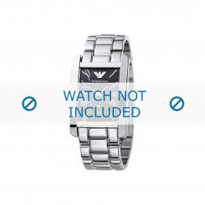 Armani klokkerem AR0156 Metall Sølv