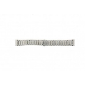 Armani klokkerem AR0243 Stål Sølv 20mm