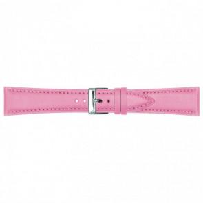 klokkerem i lær rosa 14mm 662