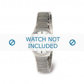Boccia klokkerem 3158-01 Titan Sølv 14mm