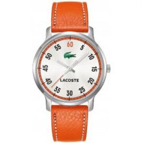 Klokkerem Lacoste 2000568 / LC-41-3-14-2199 Lær Oransje 20mm