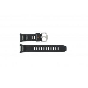 Casio klokkerem PAW-1500-1VV Gummi Svart 16mm