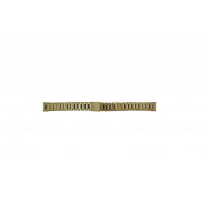 Morellato klokkerem D0152025 Stål Gull (Doublé) 14mm