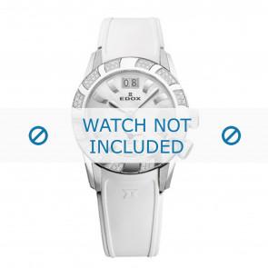Edox klokkerem 62005 Silikon Hvit