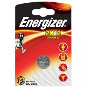 Klokkebatteri Energizer CR2012