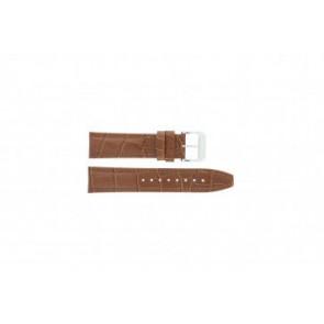 Festina klokkerem F16081/8 Lær Brun 22mm + søm brun