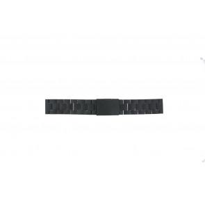 Fossil klokkerem FS4775 Metall Svart 22mm