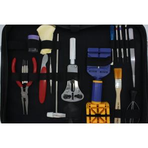 Klokke verktøy reparasjonssett