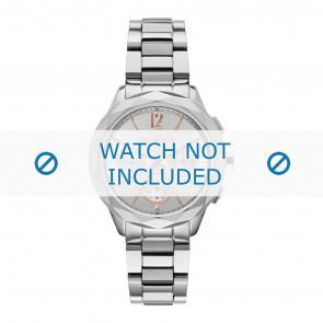 Karl Lagerfeld klokkerem KL4005 Metall Sølv