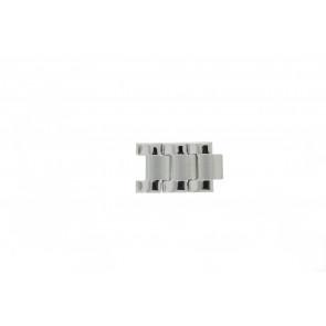 Fossil ES3202 Lenker Stål Sølv 18mm (3 stk)