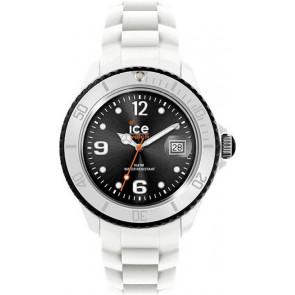 Klokkerem Ice Watch SI.WK.S.S.11 Plast Hvit 16mm