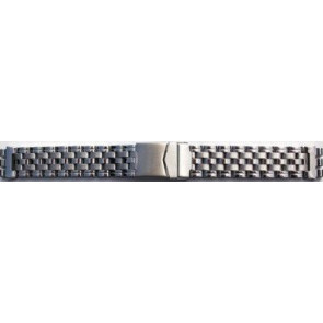 Stål rem for Swatch 17mm D1039