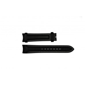 Breil klokkerem TW0678 Lær Svart 22mm