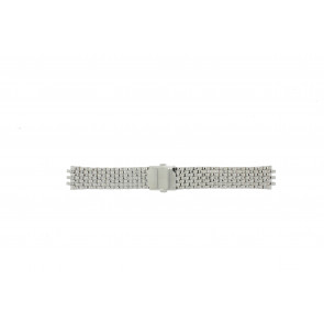 Pulsar klokkerem VX43-X043 Stål Sølv 20mm