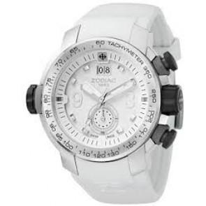 Zodiac klokkerem ZO8511 Gummi Hvit